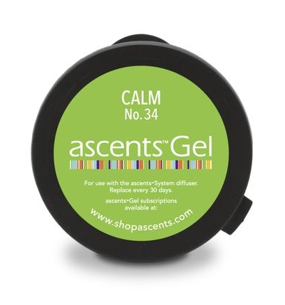 Calm No. 34 Ascents® Gel Clinical Aromatherapy