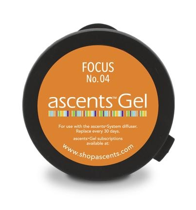 Focus No. 04 Ascents® Gel Clinical Aromatherapy