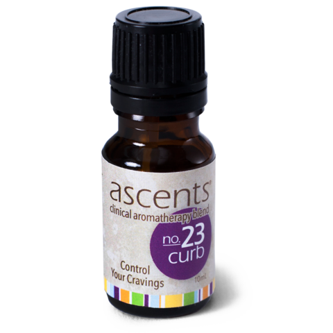 Curb No. 23 Essential Oil Formula Ascents™ Clinical Aromatherapy