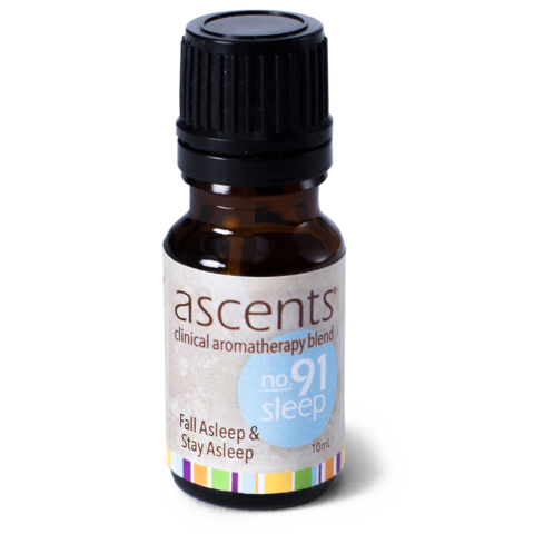 Sleep No. 91 Essential Oil Formula Ascents™ Clinical Aromatherapy